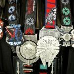 Star Wars Dark Side Race Medals